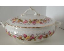 Coalport Marilyn Sweet Pea Covered Serving Bowl