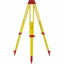 Leica GST20-9 Wooden Tripod for Total Station Theodolite Level & Laser t