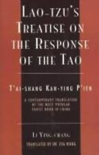 Lao-Tzu's Treatise on the Response of the Tao (The Sacred Literature)