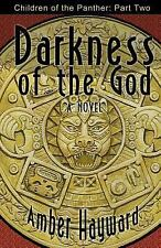 Darkness of the God (Children of the Panther), Amber Hayward, Good Book