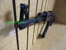 PROFESSIONAL REAL WOOD HEAVY METAL BLK  REPLICA AK-47 FULL STOCK MOVIE PROP GUN