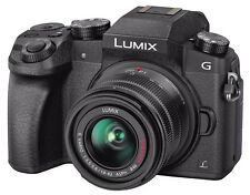 Panasonic Lumix dmc-g70 + G vario 14-42 mm ois-exposición dispositivo