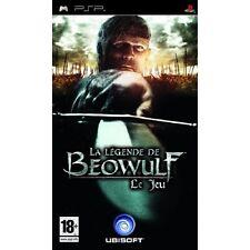 LA LEGENDE DE BEOWULF   : LE JEU       -----   pour PSP