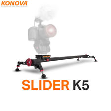 "Konova Camera Slider K5 60cm(23.6"") Track Dolly Compatible Motorized Timelapse"