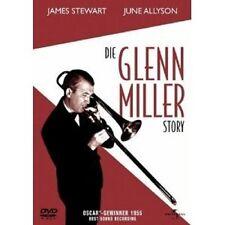 THE GLENN MILLER STORY - DVD NEUWARE JAMES STEWART,JUNE ALLYSON,CHARLES DRAKE
