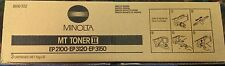 New Genuine Minolta MT Toner II EP2100 EP3120 EP3150