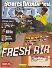 Sports Illustrated for Kids August 2002
