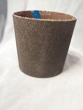 Clarke EZ8 Cloth 8x19 Sanding Belts 100 Grit - 10 Pack