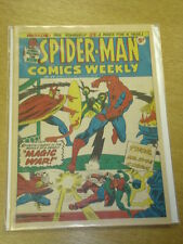 SPIDERMAN BRITISH WEEKLY #23 1973 JULY 21 MARVEL