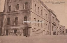 """CALANGIANUS - Scuole Comunali 1939 """"Saluti dal campo di Tempio Pausania"""""""