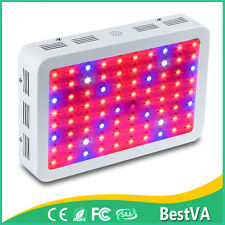 Bestva  800W Full Spectrum LED grow light for Greenhouse plants veg and bloom