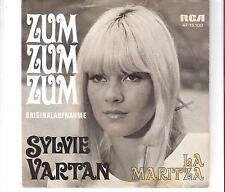 SYLVIE VARTAN - Zum zum zum