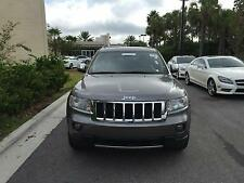 Jeep : Grand Cherokee RWD 4dr Over