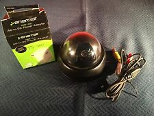 Speco 627B Black & White Security Vandal Resistant Dome Camera w/ Power Adapter