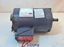 AO Smith Century Crop Dryer Motor HD52AK230, 3 Phase, 5HP, 14-13/7.0-6.5 amps