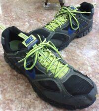 Nike Men's Zoom Structure Triax+ 13 (396055-005) Black/Varsity Royal Shoe Sz 13