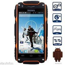 4.0 inch Discovery V8 Android 4.4 3G Smartphone 1.0GHz Dual Core 4GB ROM EU