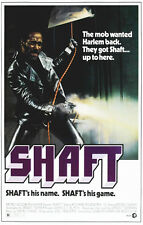 24X36Inch Art SHAFT Movie Poster Blaxploitation P04