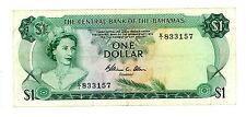 Bahamas … P-35b … 1 Dollar … 1974 … *VF-XF*