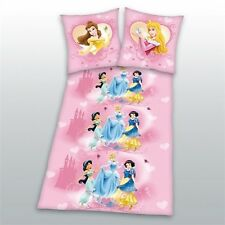 Bettwäsche Disney Princess Prinzessin 135x200