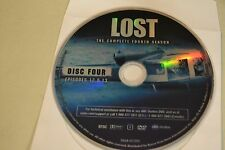 Lost Fourth Season 4 Disc 4 Replacement DVD Disc Only