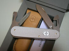 0.2600.L1226 Victorinox Swiss Army Knife Cadet Colors Limited Edition SILVER
