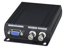 AD001TVI CCTV HD-TVI to HDMI/VGA/Composite Video Converter Three in One