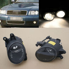 AUDI A4 B6 8E Sedan 02 03 04 05 DRIVING FRONT FOG LIGHTS  LAMPS PAIR RIGHT LEFT