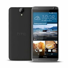 HTC ONE E9+ E9PW Dual Sim Phone 5.5 Android 32GB 20MP LTE BoomSound Unlocked BK