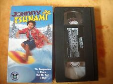 Disney's Johnny Tsunami [VHS] Video