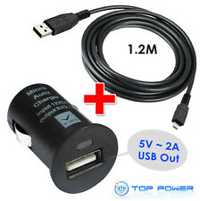 Car Adapter For JBL Flip 2 II Portable Wireless Bluetooth Speaker Charger Plug