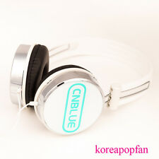 CNBLUE C.N.BLUE YONGHWA EARPHONES HEADPHONE KPOP NEW