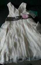 Mamas and papas girls party dress 4-5 years old bnwt