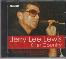 JERRY LEE LEWIS - KILLER COUNTRY - CD - NEW -