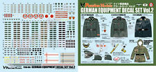 Passion Models 1/35 WWII German Army Equipment Decal set vol.2 #P35D004