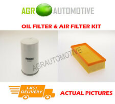 DIESEL SERVICE KIT OIL AIR FILTER FOR FORD TRANSIT TOURNEO 2.5 69 BHP 1994-00