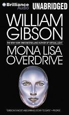 Mona Lisa Overdrive, Gibson, William, Excellent Book