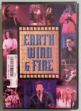 EARTH WIND & FIRE LIVE   DVD NEW factory sealed