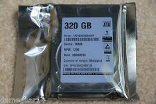 New 320gb 2.5-inch Sata internal hard drive 7200RPM,16MB,7MM for Laptop/Notebook
