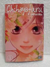 manga Chihayafuru Tome 1 Shojo Yuki Suetsugu Livre Neuf Pika Avril 2013 Karuta