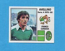 PANINI CALCIATORI 1979/80-Figurina n.29- CORDOVA - AVELLINO -Recuperata