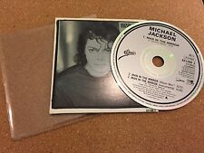 Michael Jackson Rare Mint Man In The Mirror Cd Single 1987