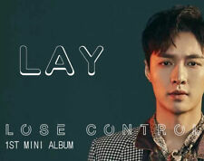 EXO LAY - [LOSE CONTROL] CHINESE 1st Mini Album CD+Foto Buch K-POP Sealed