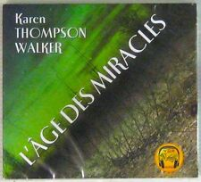 Karen Thompson Walker L'age des miracles Livre Audio VDB MP3
