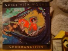 "NURSE WITH WOUND Chromanatron LP/Sand ""Golem""/NWW/Psych-Concrete/Current 93"