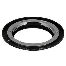 Fotodiox Objektivadapter Pro Nikon Linse für Canon EOS Kamera mit Chip