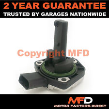 AUDI A3 8P 2.0 TDI 140 DIESEL (2003-2012) SUMP PAN ENGINE OIL LEVEL SENSOR