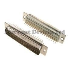 1x 37 Pin D-Sub DB-37SP PCB Plug Serial Port Connector