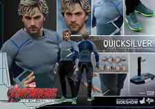 MARVEL Quicksilver Sixth Scale Action Figure Hot Toys Avengers: Age of Ultron