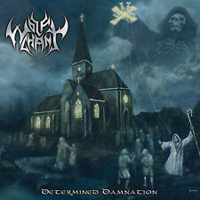 WOLFCHANT Determined Damnation CD ( 200623 )